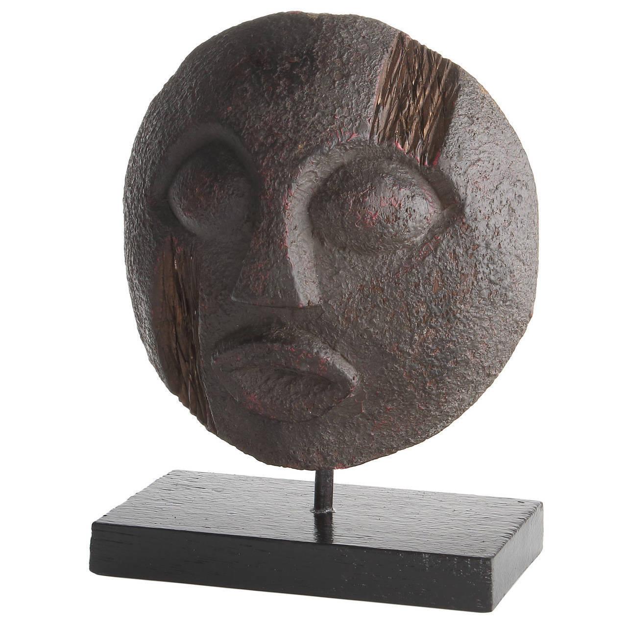 Polyvaz Primitive Tribal Mask (Indonesia) (Primitive Afri...