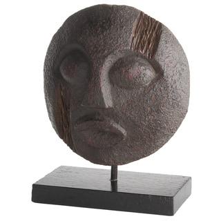 Primitive Tribal Mask (Indonesia)