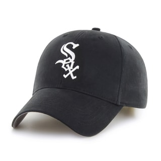 47 Brand Chicago White Sox MLB Basic Velcro Hat