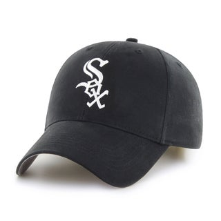 47 Brand Chicago White Sox MLB Basic Hook and Loop Hat