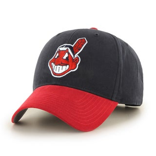 47 Brand Cleveland Indians MLB Basic Hook and Loop Hat