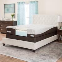 ComforPedic from Beautyrest 12-inch Full-size Memory Foam Mattress Set