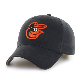47 Brand Baltimore Orioles MLB Basic Hook and Loop Hat