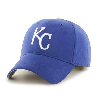 47 Brand Kansas City Royals MLB Basic Velcro Hat