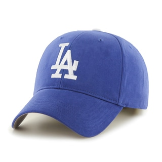 47 Brand Los Angeles Dodgers MLB Basic Hook and Loop Hat