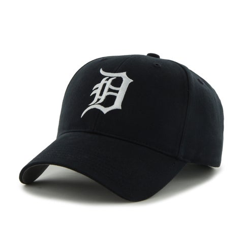 47 Brand Detroit Tigers MLB Basic Hook and Loop Hat