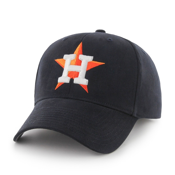 47 Brand Houston Astros MLB Basic Hook and Loop Hat