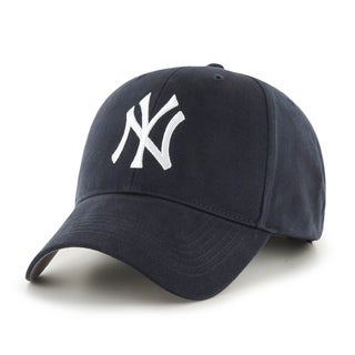 47 Brand New York Yankees MLB Basic Hook and Loop Hat