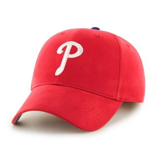 47 Brand Philadelphia Phillies MLB Basic Hook and Loop Hat