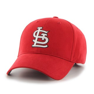 47 Brand St. Louis Cardinals MLB Basic Hook and Loop Hat