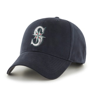47 Brand Seattle Mariners MLB Basic Velcro Hat