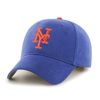 47 Brand New York Mets MLB Basic Hook and Loop Hat