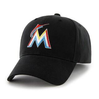 47 Brand Miami Marlins MLB Basic Hook and Loop Hat