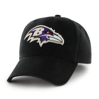47 Brand Baltimore Ravens NFL Basic Hook and Loop Hat