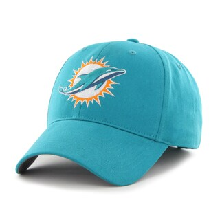 47 Brand Miami Dolphins NFL Basic Hook and Loop Hat