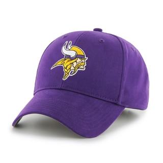 47 Brand Minnesota Vikings NFL Basic Hook and Loop Hat