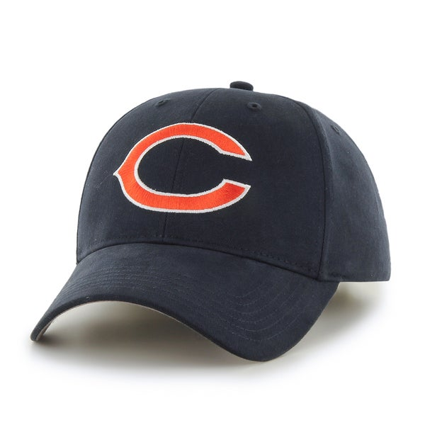 47 Brand Chicago Bears NFL Basic Hook and Loop Hat