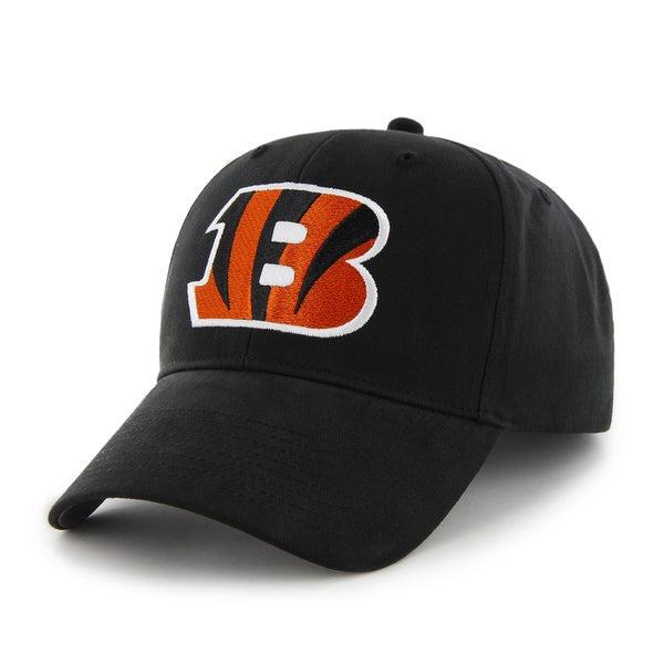 47 Brand Cincinnati Bengals NFL Basic Hook and Loop Hat