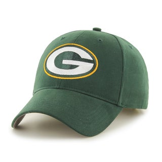47 Brand Green Bay Packers NFL Basic Hook and Loop Hat