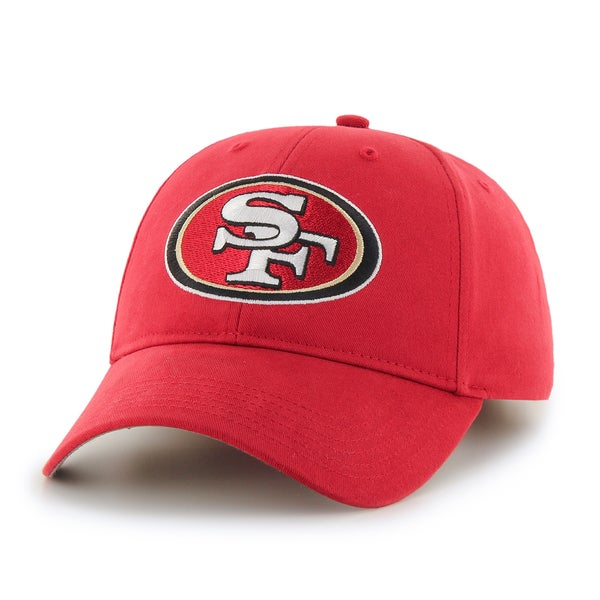 47 Brand San Francisco 49ers NFL Basic Hook and Loop Hat
