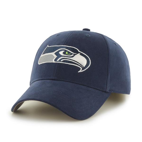 47 Brand Seattle Seahawks NFL Basic Hook and Loop Hat