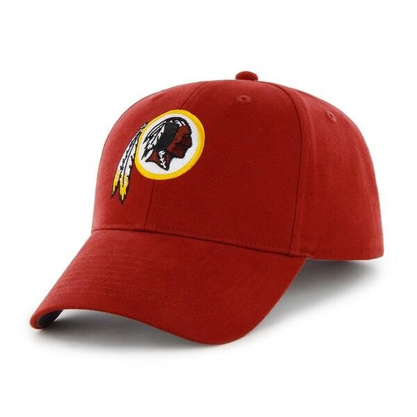 95eba6e4 47 Brand Washington Redskins NFL Basic Hook and Loop Hat