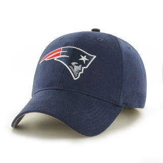 47 Brand New England Patriots NFL Basic Hook and Loop Hat