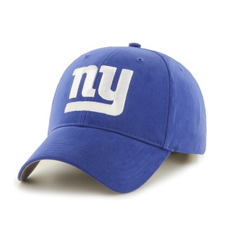 Link to 47 Brand New York Giants NFL Basic Hook and Loop Hat Similar Items in Fan Shop