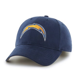 47 Brand San Diego Chargers NFL Basic Hook and Loop Hat