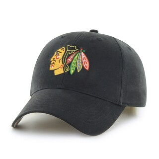 47 Brand Chicago Blackhawks NHL Basic Hook and Loop Hat