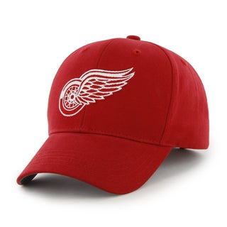 47 Brand Detroit Red Wings NHL Basic Velcro Hat