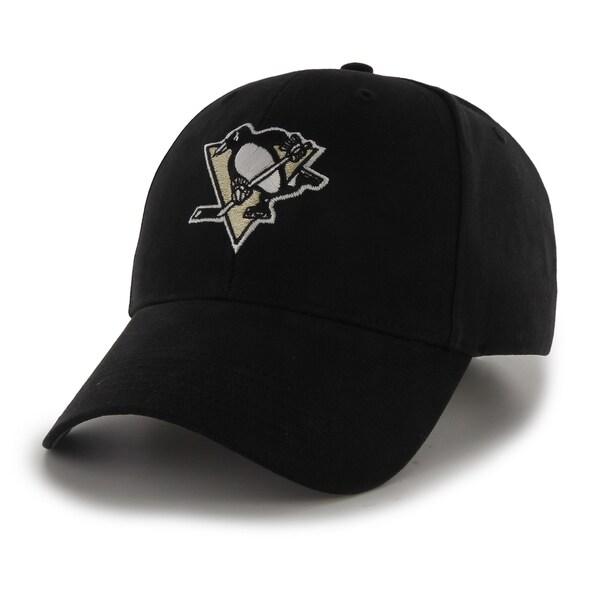 47 Brand Pittsburgh Penguins NHL Basic Hook and Loop Hat