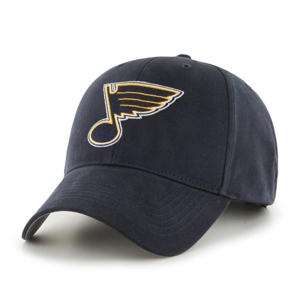 47 Brand St. Louis Blues NHL Basic Hook and Loop Hat