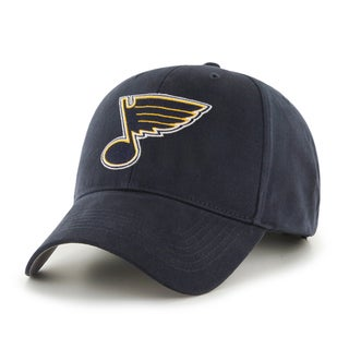 47 Brand St. Louis Blues NHL Basic Velcro Hat
