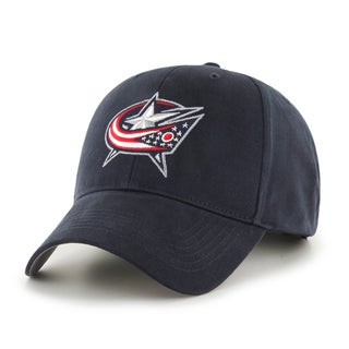 47 Brand Columbus Blue Jackets NHL Basic Hook and Loop Hat