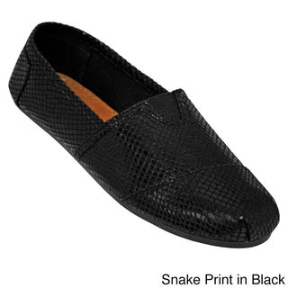 Dawgs Women's Exotic 'Kaymann' Slip-ons (More options available)
