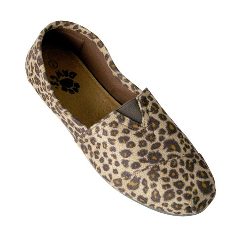 Dawgs Women's Exotic 'Kaymann' Slip-ons