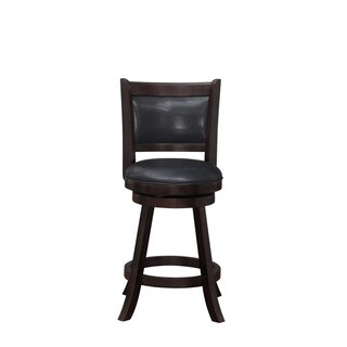 24-inch Rhea Swivel Counter Stool