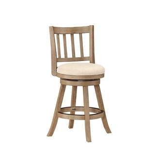 24-inch Sheldon Swivel Counter Stool
