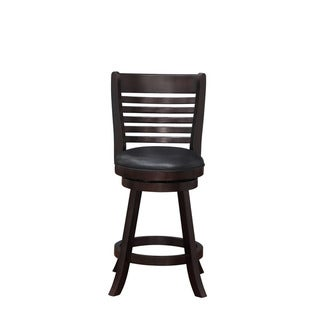 Link to 24-inch Tierra Swivel Counter Stool Similar Items in As Is