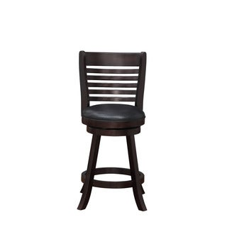 Castlewell Tilt Swivel Counter Stool Free Shipping