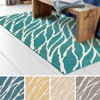 Hand-Tufted Lami Wool / Viscose Rug - 9' x 13'