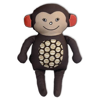 Snuggleberry Baby African Dream Monkey Decorative Accessory/Pillow