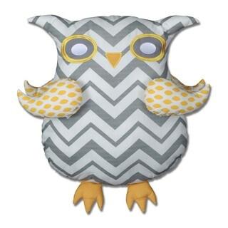 Snuggleberry Baby Nightie Night Owl Decorative Accessory/Pillow
