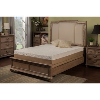 Sleep Zone Newport 10-inch Cal King-size Memory Foam Mattress
