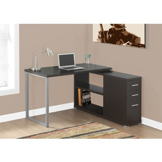 Cappuccino Finish Computer Desk