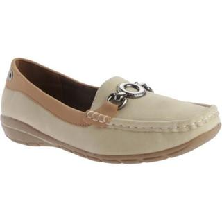 Women's Beacon Shoes Captiva Loafer Sand Lamy Polyurethane
