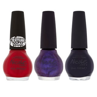Nicole by OPI 3-piece Nail Lacquer Kit