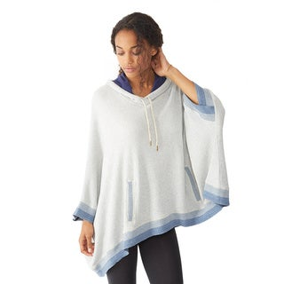 Alternative Apparel Women's Hooded Cape (Size XS/S)