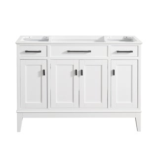 Avanity Madison 48-inch Vanity Only in White